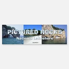 ABH Pictured Rocks Sticker (Bumper)