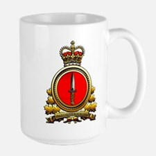 Special Operations Command Large Mug Mugs