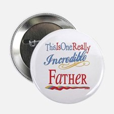 "Incredible Father 2.25"" Button (10 pack)"