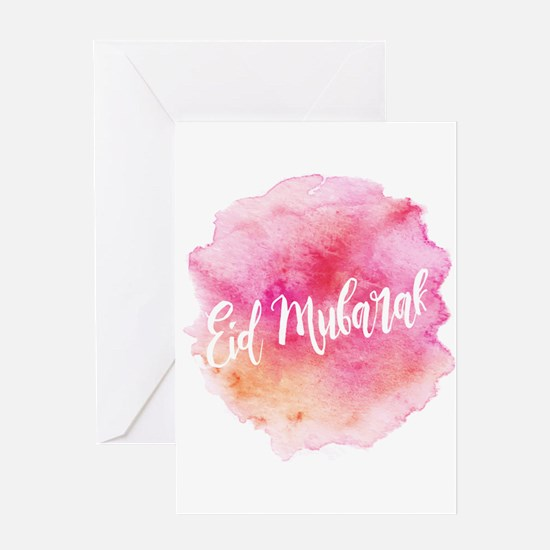 Eid Mubarak Greeting Card Greeting Cards