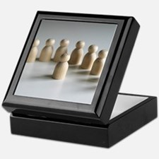 Talking To The Men Keepsake Box
