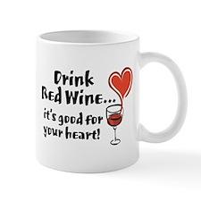 Red Wine Mug
