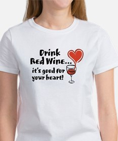 Red Wine Women's T-Shirt