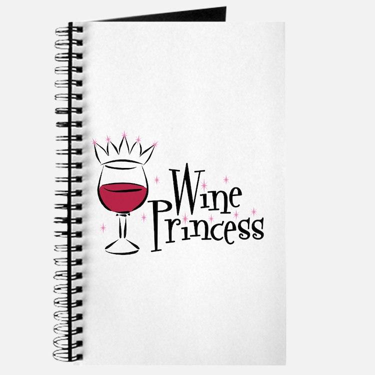 Wine Princess Journal