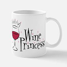 Wine Princess Mug