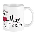 Wine Princess Mug