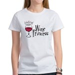 Wine Princess Women's T-Shirt
