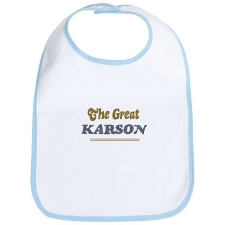 Karson Bib