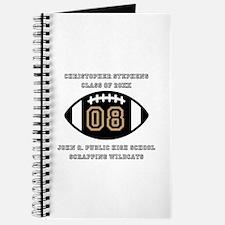 Custom Football Player Name   Class   Scho Journal