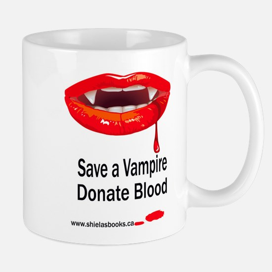 Save A Vampiremug Mugs
