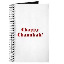 Chappy Chanukah Journal
