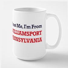 Trust Me, I'm from Williamsport Pennsylvania Mugs