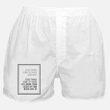 Unique Workaholics Boxer Shorts