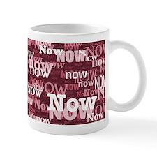 Mug - Now (red)