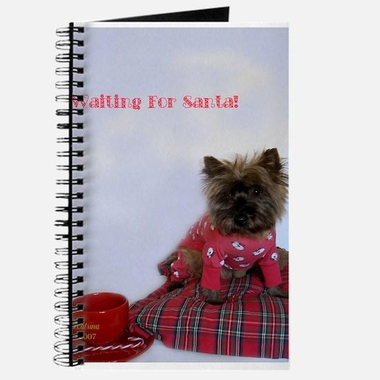 Waiting For Santa Journal