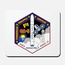 OA-5 Program Logo Mousepad