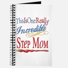 Incredible Step Mom Journal