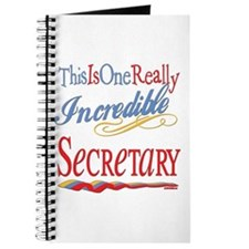 Incredible Secretary Journal