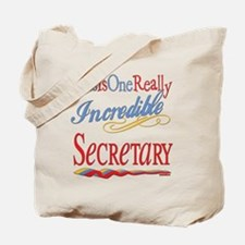 Incredible Secretary Tote Bag