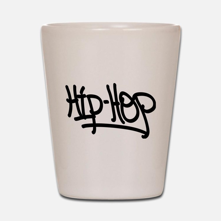 Hip-Hop Shot Glass