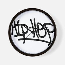 Hip-Hop Wall Clock