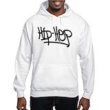 Hiphop Hooded Sweatshirt