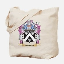 Buckley Coat of Arms (Family Crest) Tote Bag