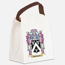 Buckley Coat of Arms (Family Cres Canvas Lunch Bag