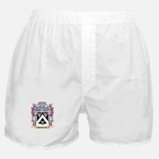 Buckley Coat of Arms (Family Crest) Boxer Shorts