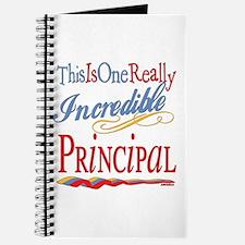 Incredible Principal Journal