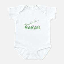 Makah Infant Bodysuit