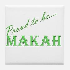Makah Tile Coaster