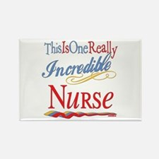 Incredible Nurse Rectangle Magnet (10 pack)