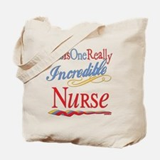 Incredible Nurse Tote Bag