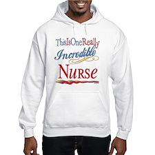 Incredible Nurse Hoodie