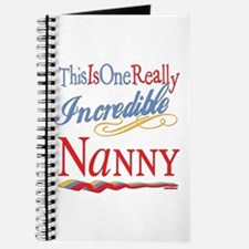 Incredible Nanny Journal