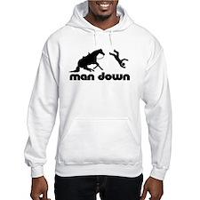 man down reiner Hoodie