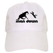 man down reiner Baseball Cap