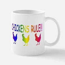 Chickens Rule Mug
