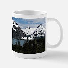 Alaska: Portage Lake and mountains Mugs