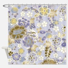 Funny Brown fine art Shower Curtain