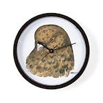 Modena Pigeon Wall Clock