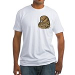 Modena Pigeon Fitted T-Shirt