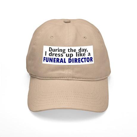 Dress Up Like A Funeral Director Cap