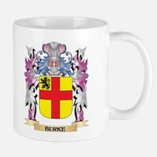 Burke Coat of Arms (Family Crest) Mugs