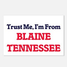 Trust Me, I'm from Blaine Postcards (Package of 8)