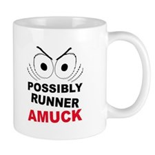 Possibly Runner Amuck Fun Mug