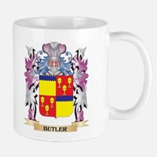 Butler Coat of Arms (Family Crest) Mugs