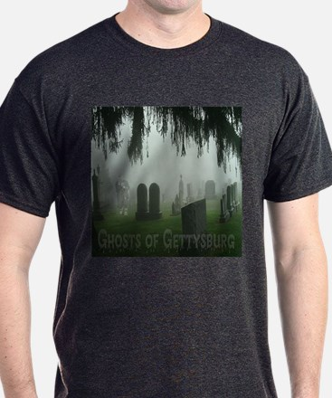 Ghosts of GBG Mossy Tree T-Shirt