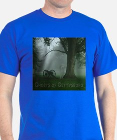 Ghosts of GBG Cannon and Tree T-Shirt